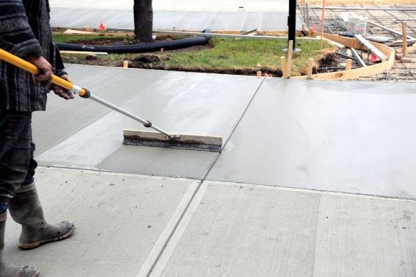 stamped concrete Grand Rapids